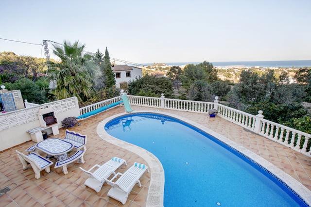 Piscine avec vue Vacation Villas