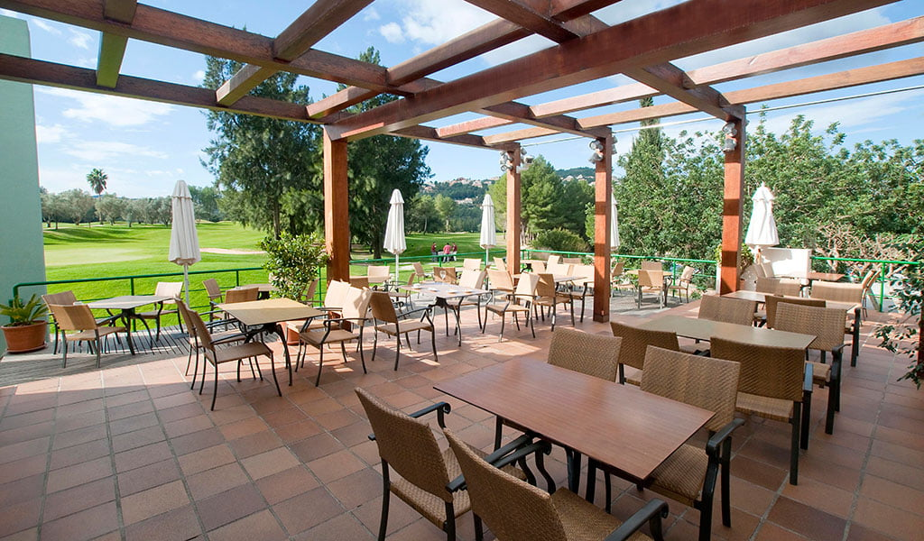 Restaurant golf Promocions Dénia SL