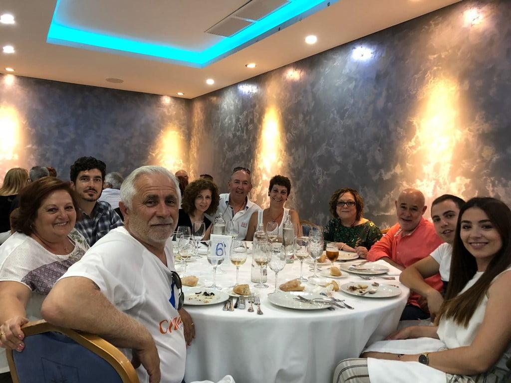 Cena solidaria de Chigüines de Nicaragua en Dénia