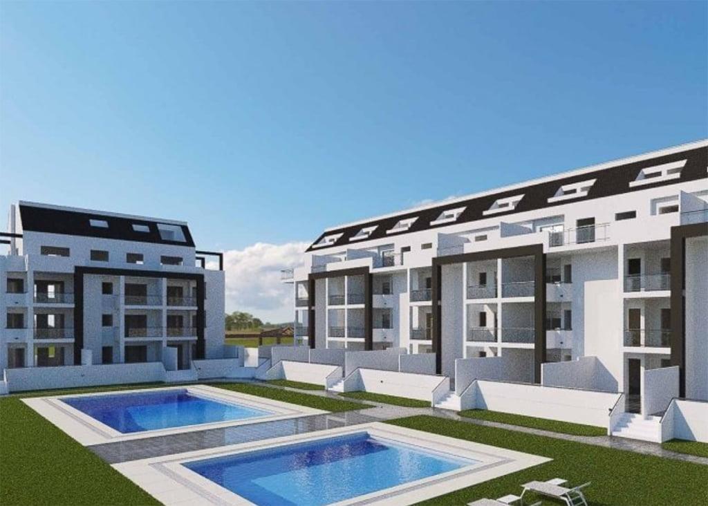 Diversos apartamentos MLS-Denia Inmobiliarias