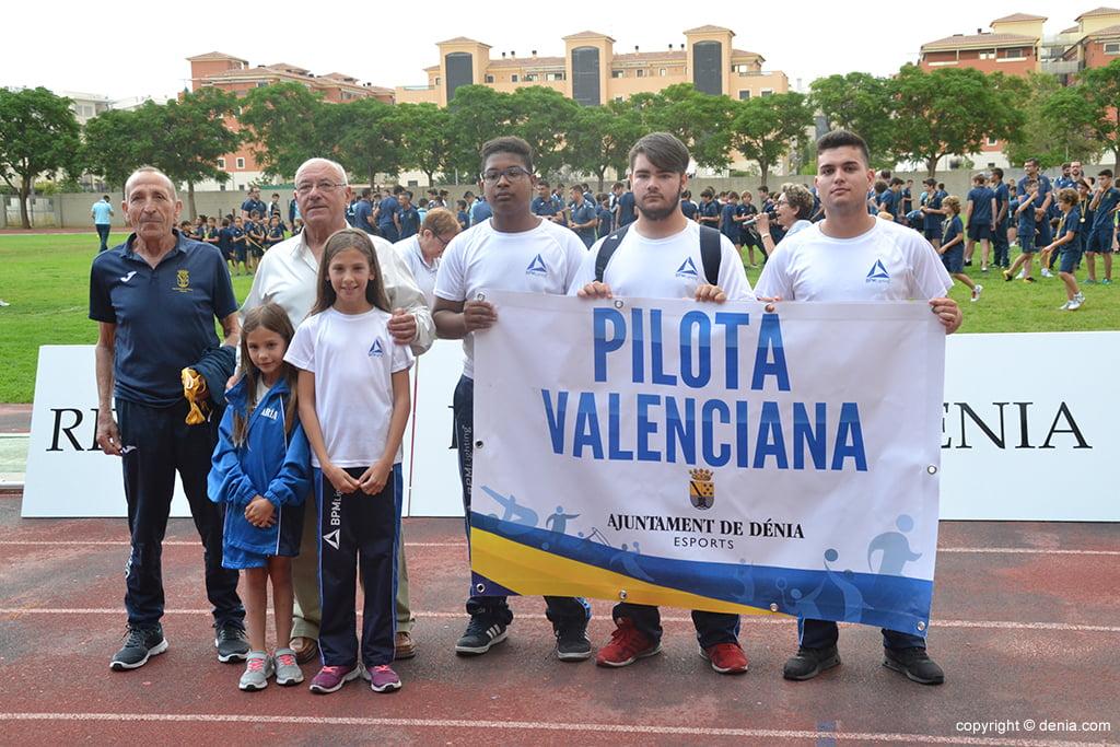 Esceuela de Pilota Valenciana