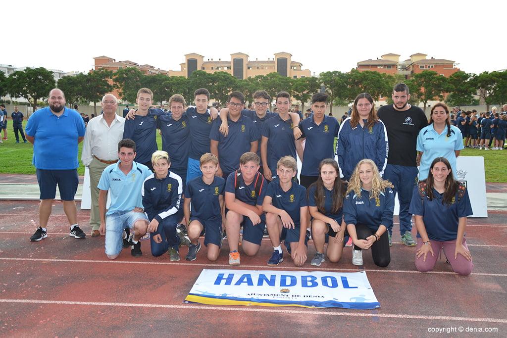 Escuela de Handbol