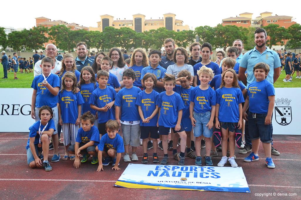 Escuela deportes Náuticos