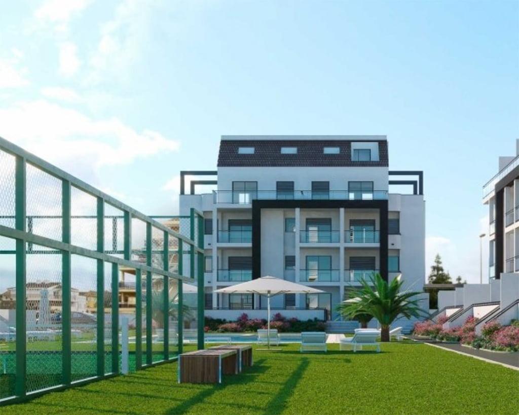 Jardín comunitario MLS Dénia Inmobiliarias
