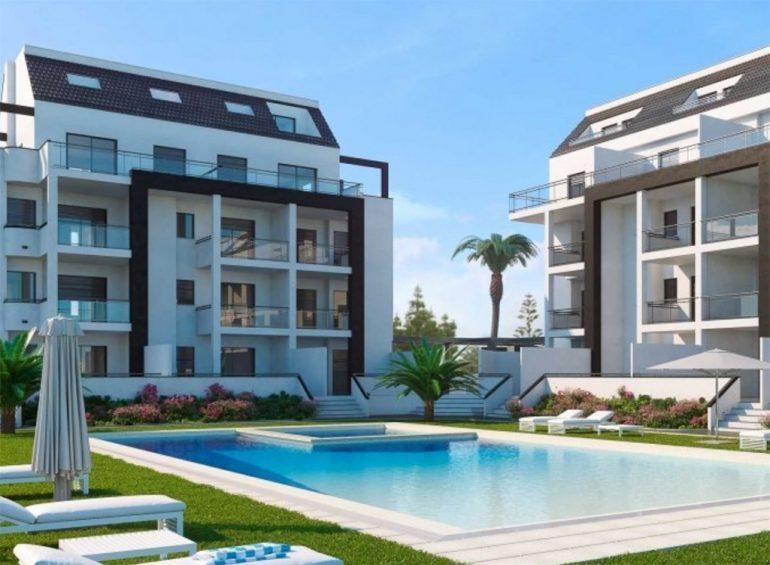 Nueva construcción MLS Dénia Inmobiliarias