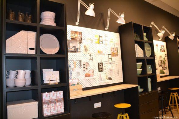 Keuken Zweeds Design : Ikea design komt aan bij het winkelcentrum portal de la marina