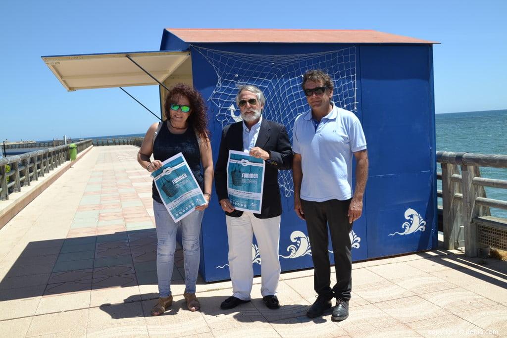 Llega a marina de d nia el 39 summer sea market 39 para convertir el puerto deportivo en un - Cines puerto deportivo getxo ...