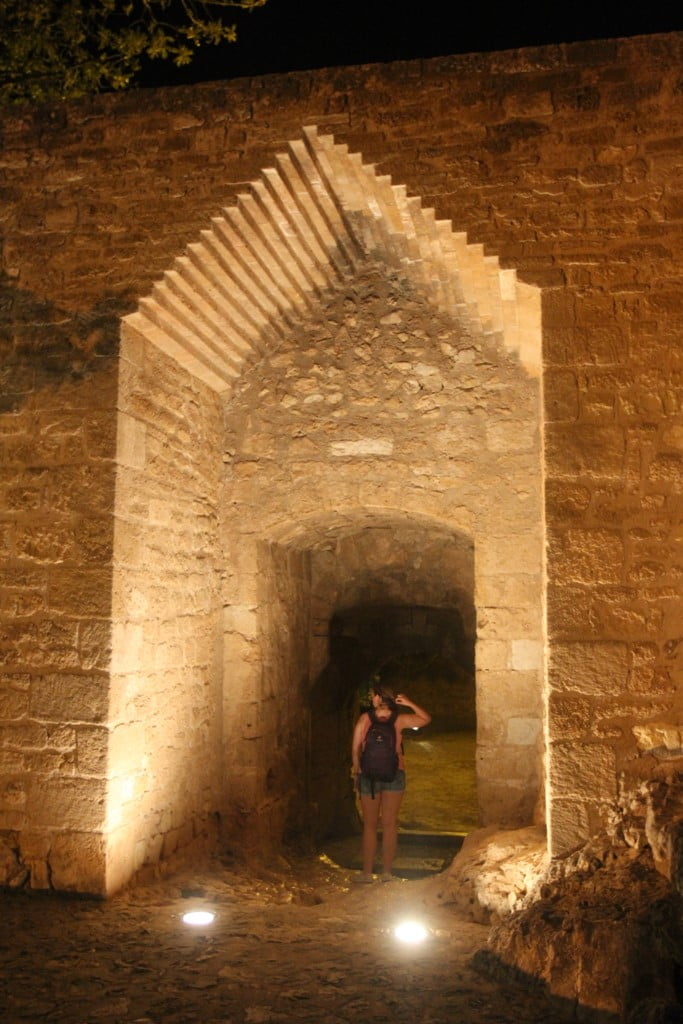 Sunset route through the Castle of Dénia