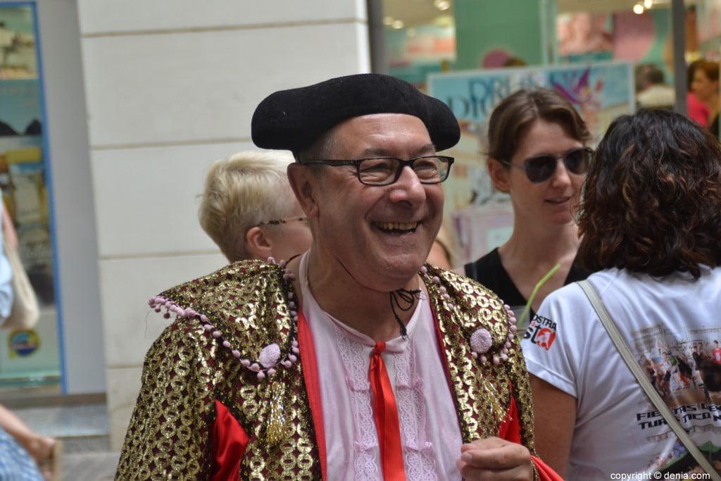 Primer día de fiestas de Dénia 2018 – Torero