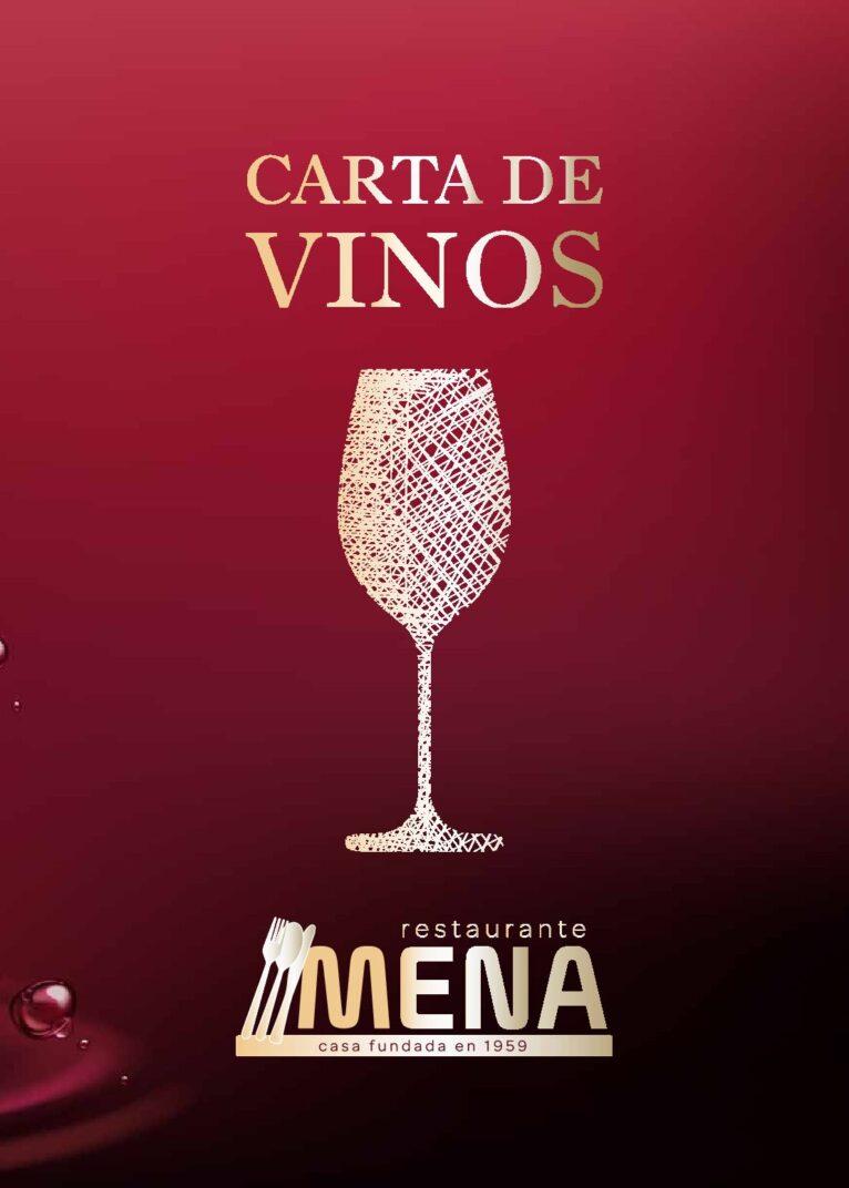 Carta de Vinos 2018 Restaurante Mena