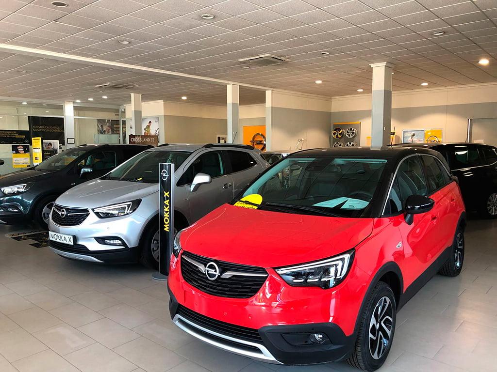 Diversos colores Opel Mokka Auto Denia Motors