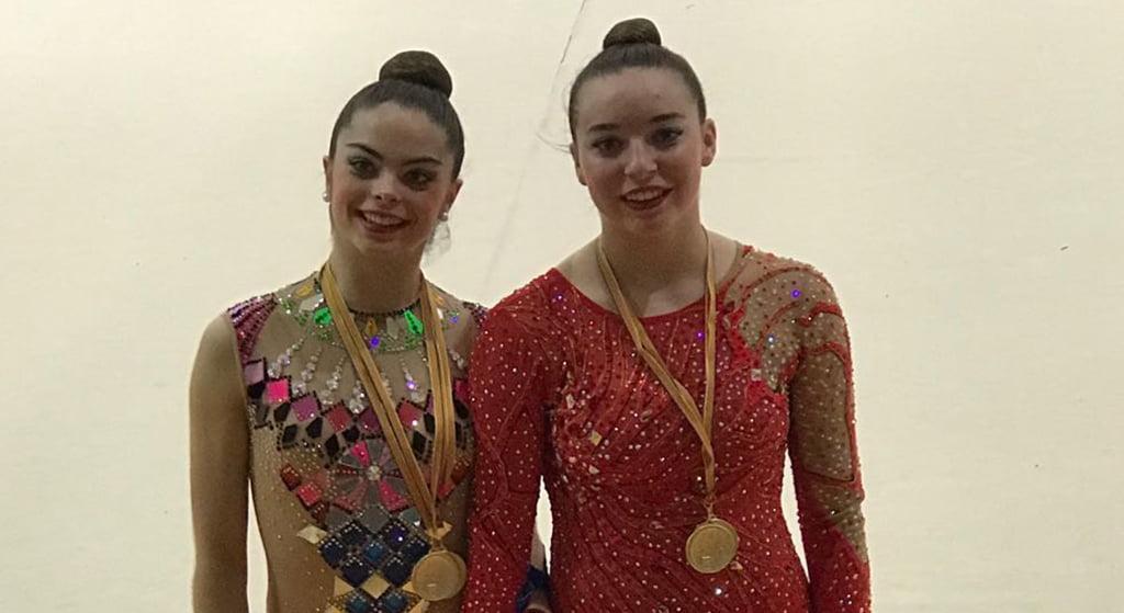 Gal la Gallo y Lourdes Miralles