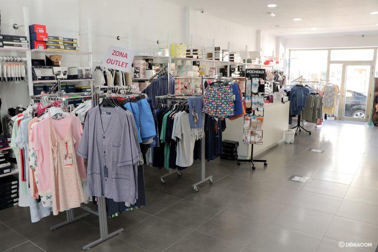 Interior tienda - Marimandonas