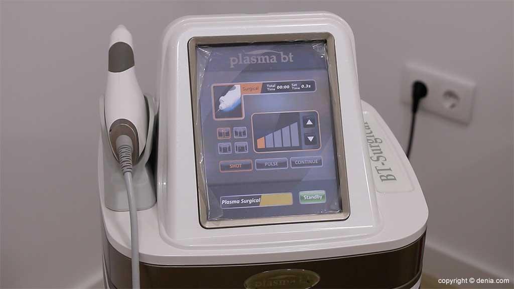 Maschinen BT Clínica Doctora Flores de Apodaca