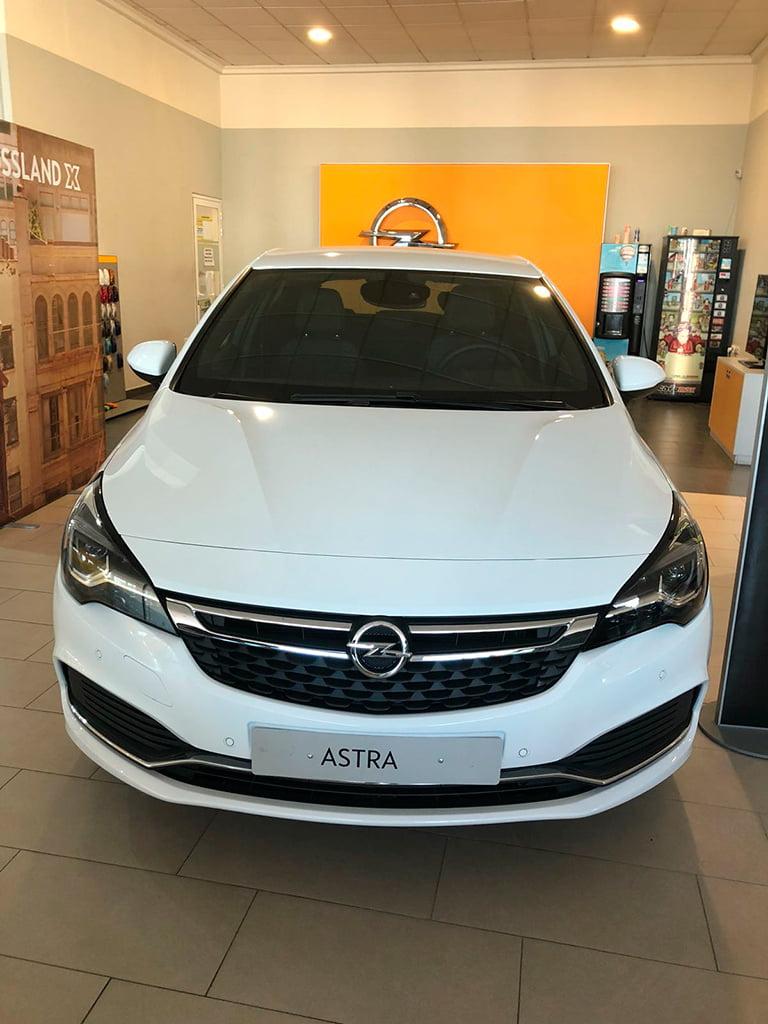 Opel Astra Auto Denia Motors