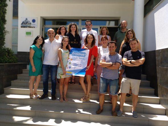 El colegio Sagrado Corazón se abre a Europa con la formación internacional  de su profesorado 3be0b5a242e6