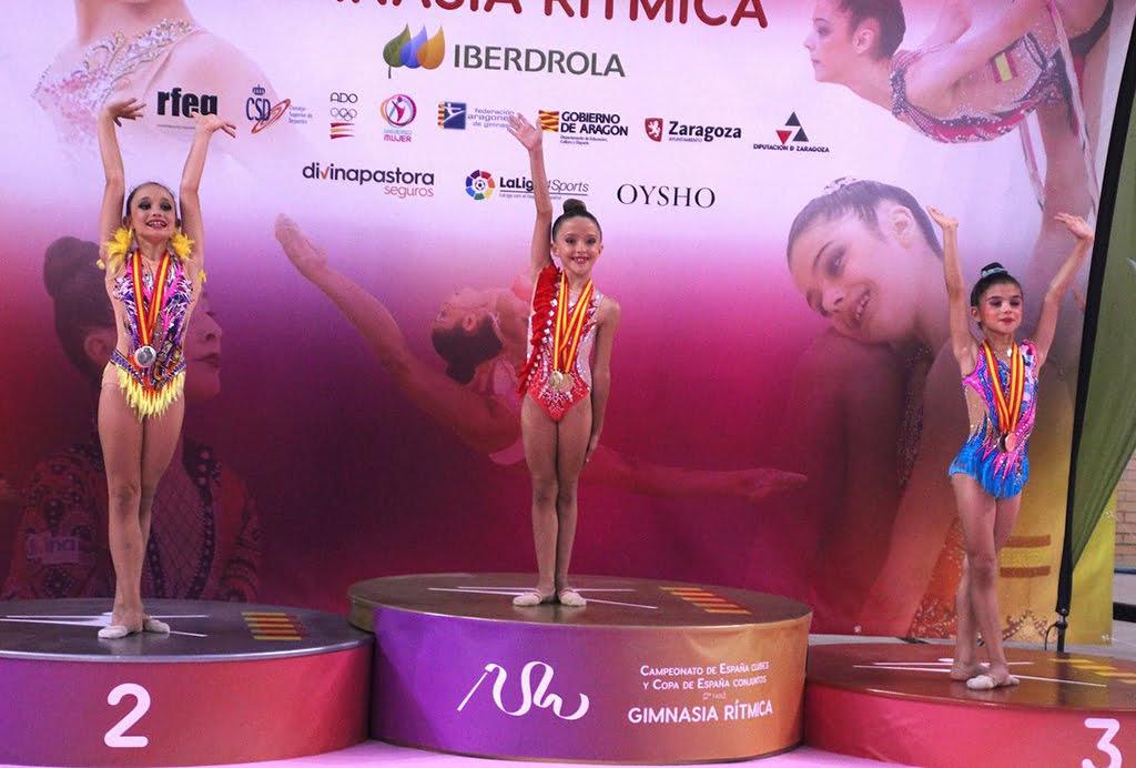 Stella Galstyan medalla bronce en manos libres