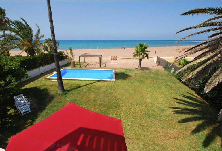Habitatge primera línia de platja Deniasol
