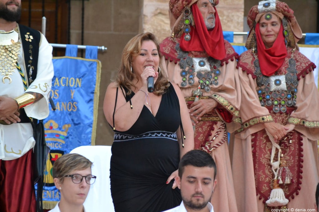 Proclamation Moros y Cristianos Dénia 2018 - Interprétation de El Vell Montgó