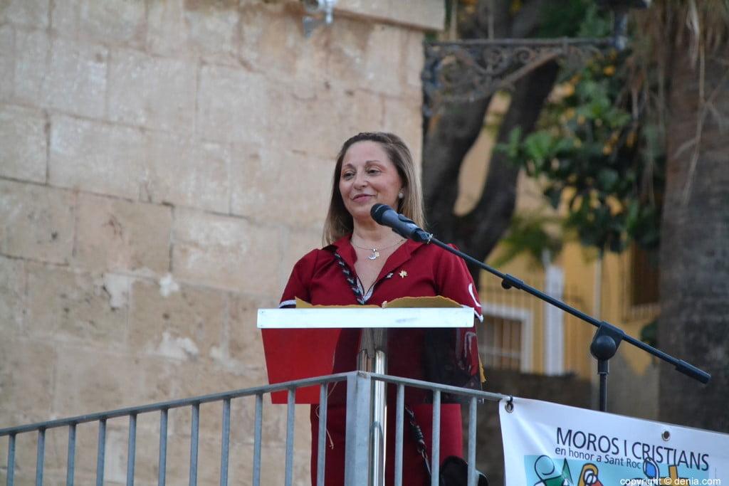 Maures et chrétiens Pregon Dénia 2018 - Amparo Mata