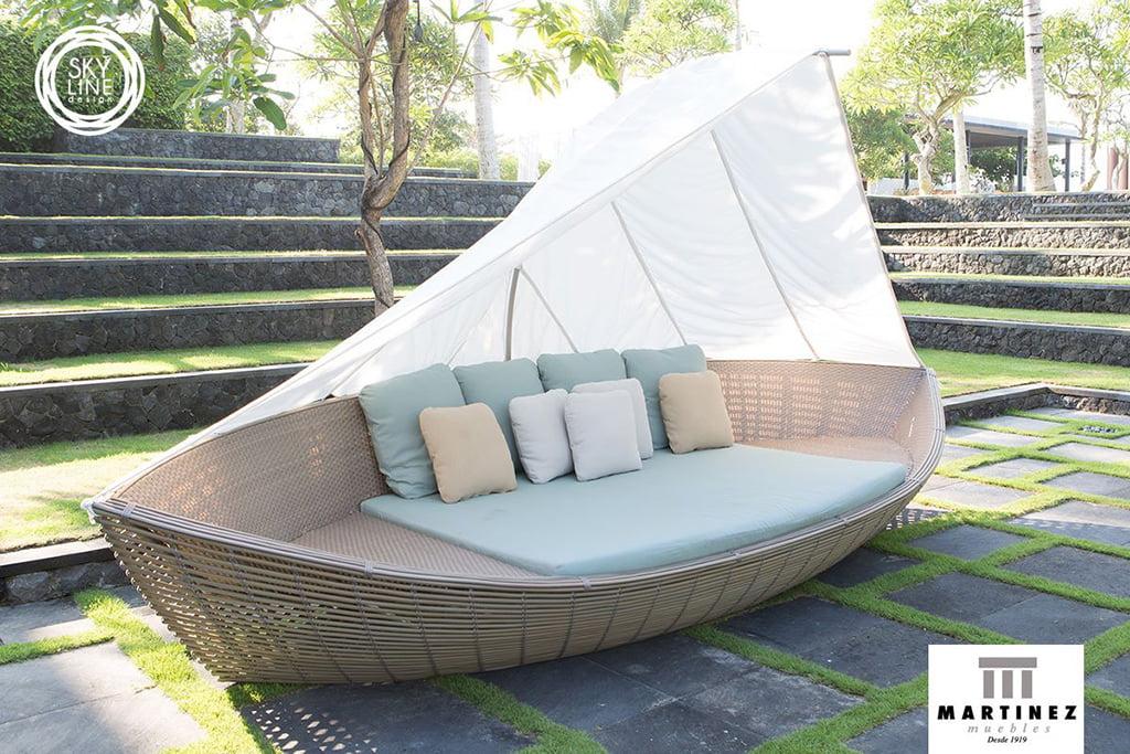 Descubre las ltimas tendencias para tu terraza o - Muebles para terrazas exteriores ...