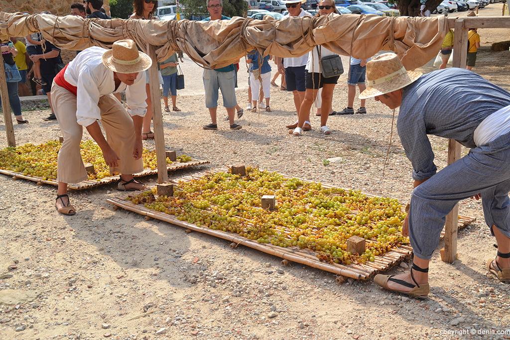 Cayisset au raisin