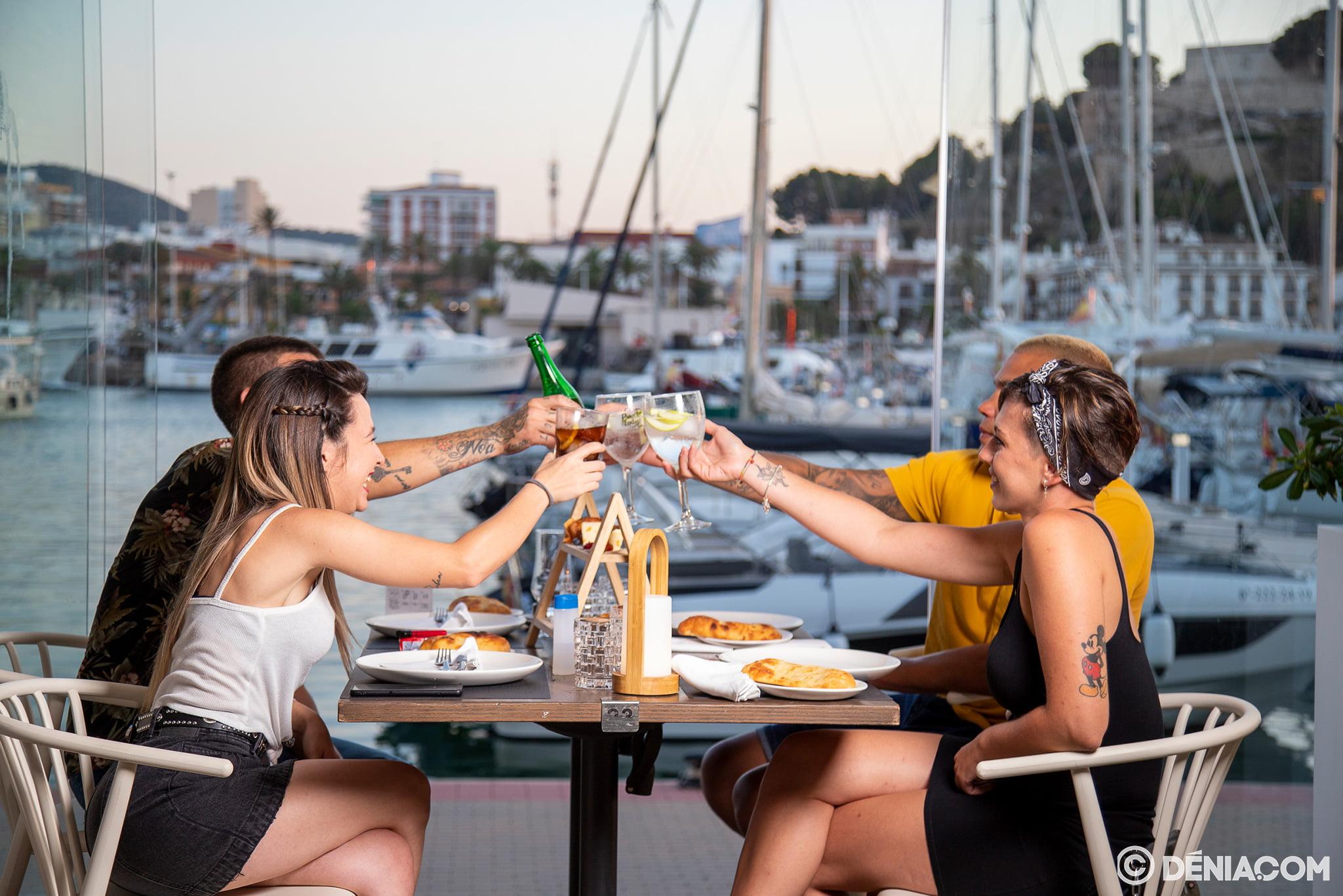 Sopar a Dénia - Pa Picar Una cosa