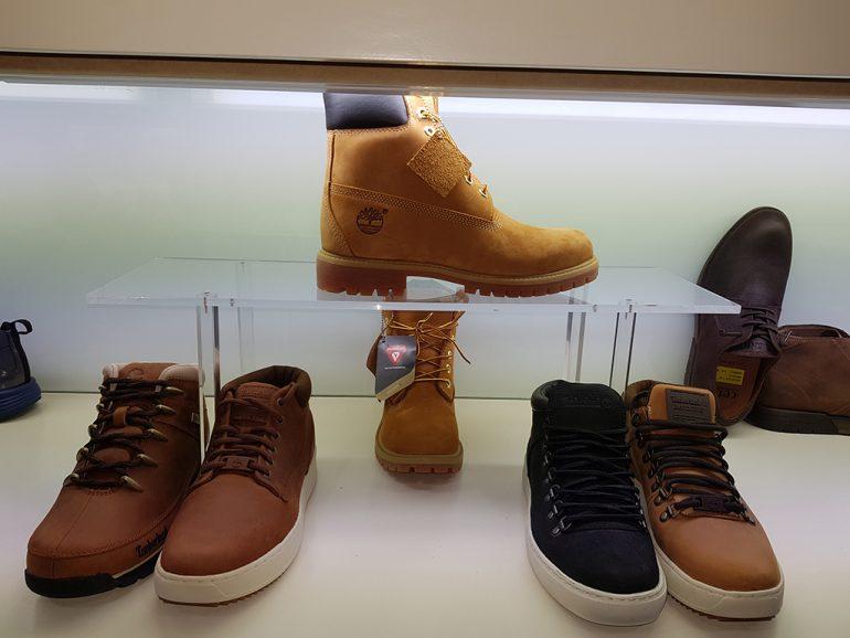 Variedad de botas Timberland Calzados Ramón Marsal