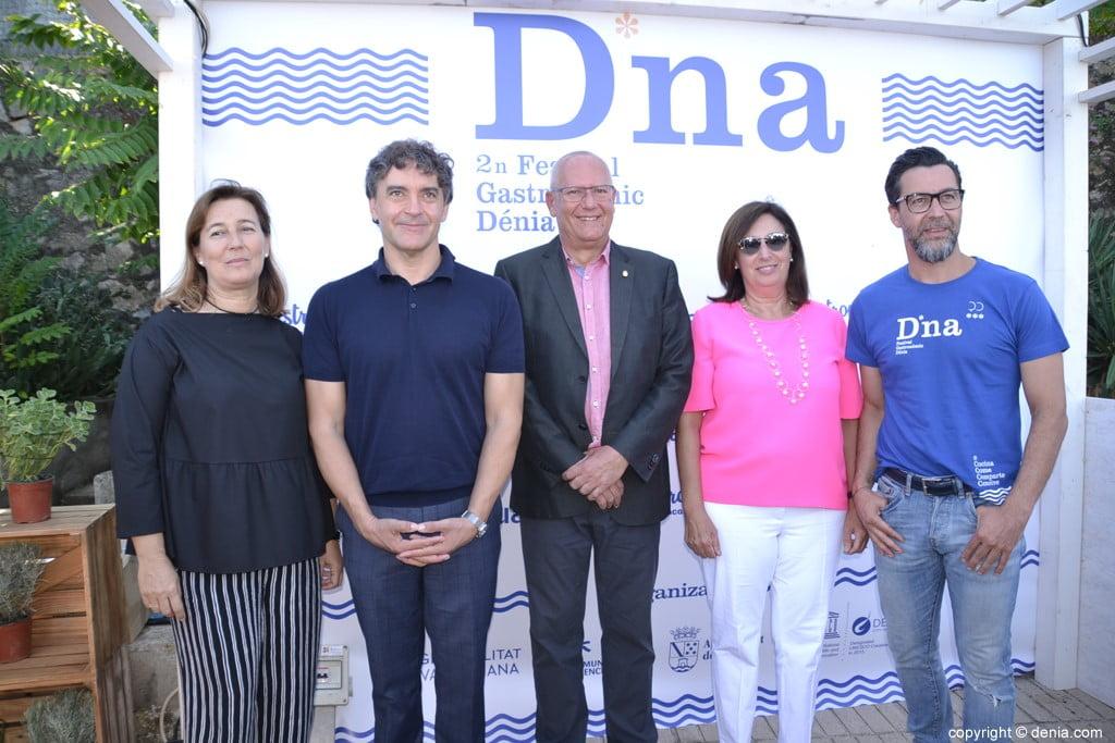 Dna Festival Gastronómico 2018 – Inauguración