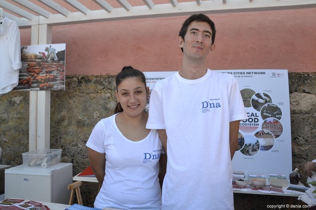 Dna Festival Gastronómico 2018 – Voluntarios del Raquel Payà