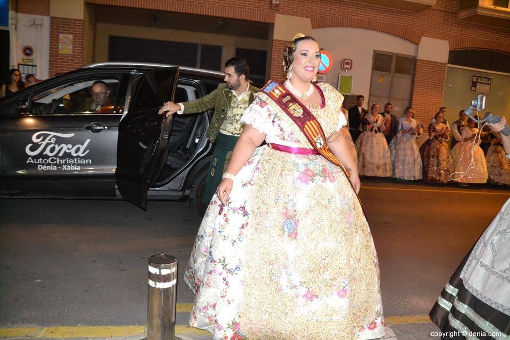 Invitados a la presentación de la fallera mayor de Dénia 2019 – Raquel Martín