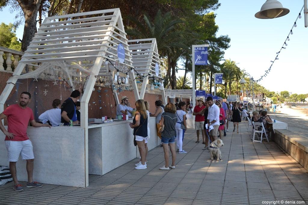 Dna Festival Gastronómico 2018 – Paseo de la Marineta Cassiana