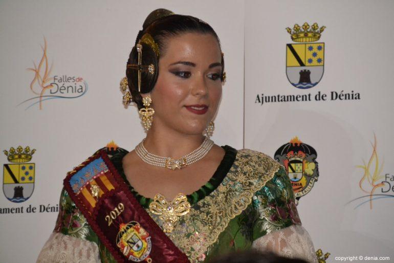 Invitados a la presentación de la fallera mayor de Dénia 2019 - Ada Arbona
