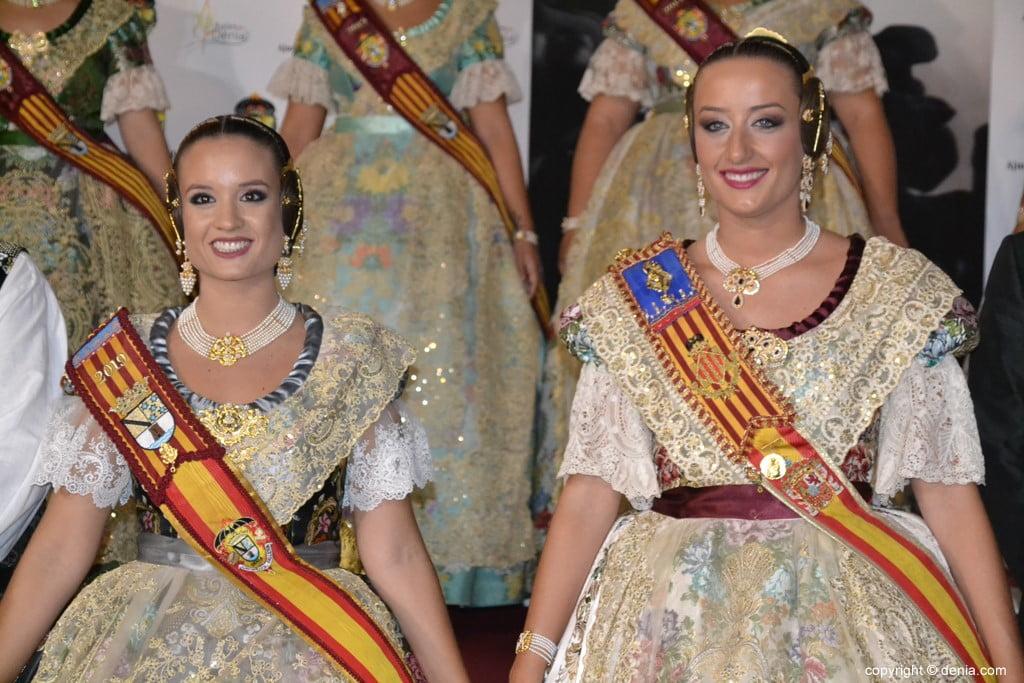 Invitados a la presentación de la fallera mayor de Dénia 2019 – Amparo Petrie y Rocío Gil