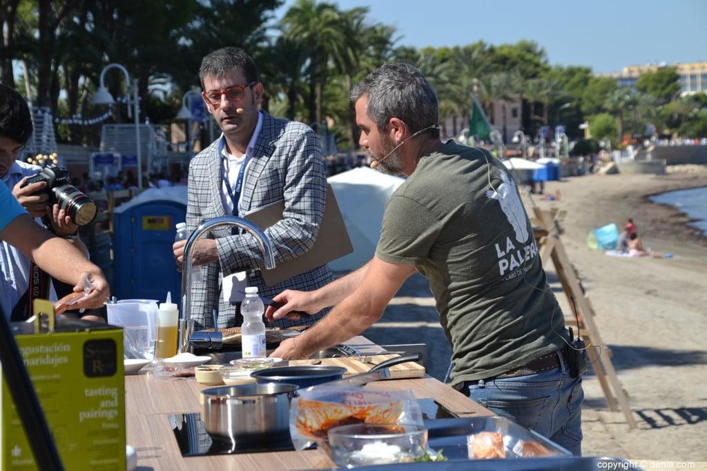 Dna Festival Gastronómico 2018 – Escenario central