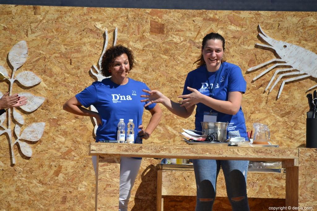Dna Festival Gastronómico 2018 – Maria José Martínez