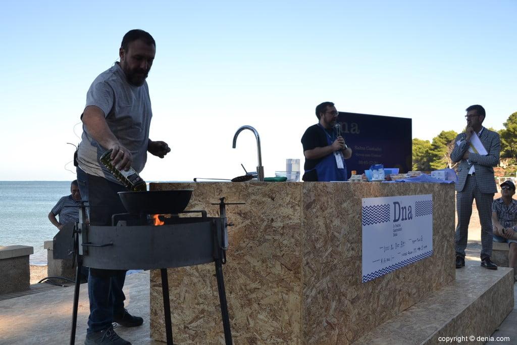 Dna Festival Gastronómico 2018 – Salva Castaño