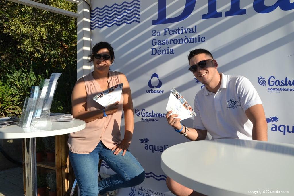 Dna Festival Gastronómico 2018 – Equipo Aqualia