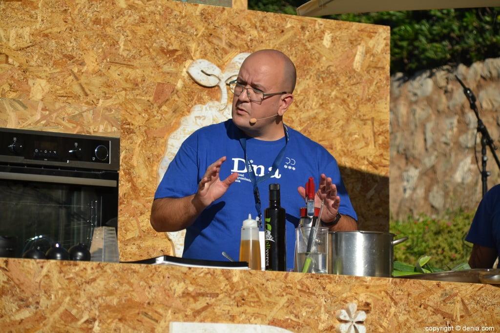 Dna Festival Gastronómico 2018 – Santiago Prieto