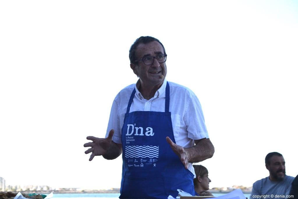 Dna Festival Gastronómico 2018 – Pepe Romany