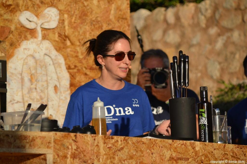 Dna Festival Gastronómico 2018 – Elena Arzak