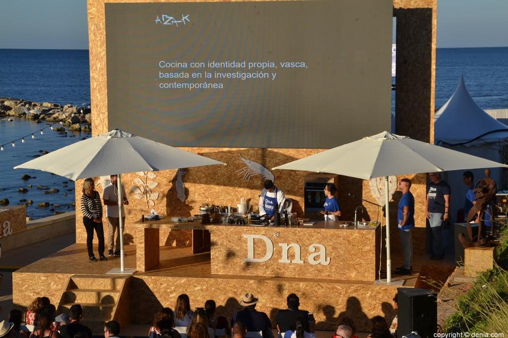 Dna Festival Gastronómico 2018 – Intervención de Elena Arzak