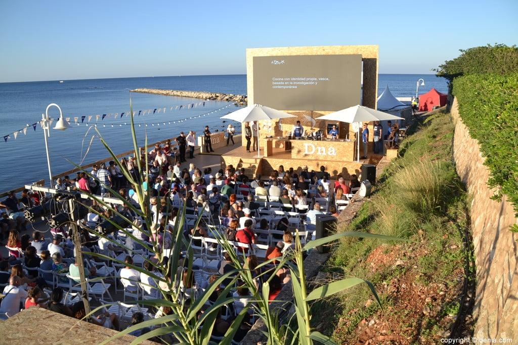 Dna Festival Gastronómico 2018 – Escenario principal