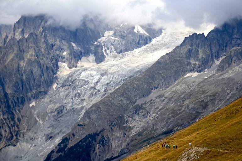 Tony Herrera Conseguiu A Façanha De Terminar O Ultra Trail Du Mont Blanc 2018