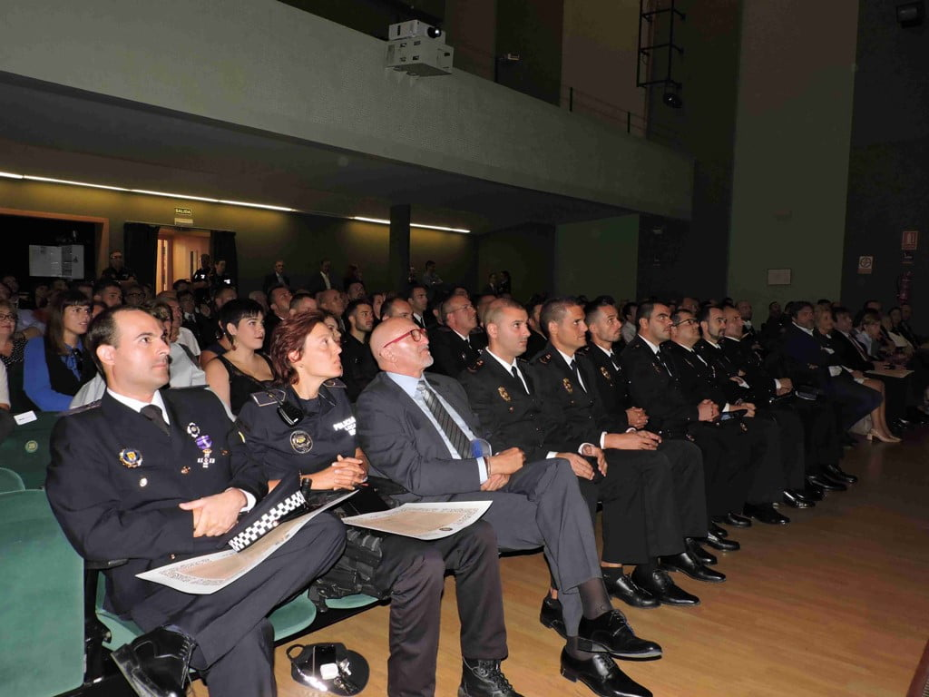 Police Day Attendants in Dénia