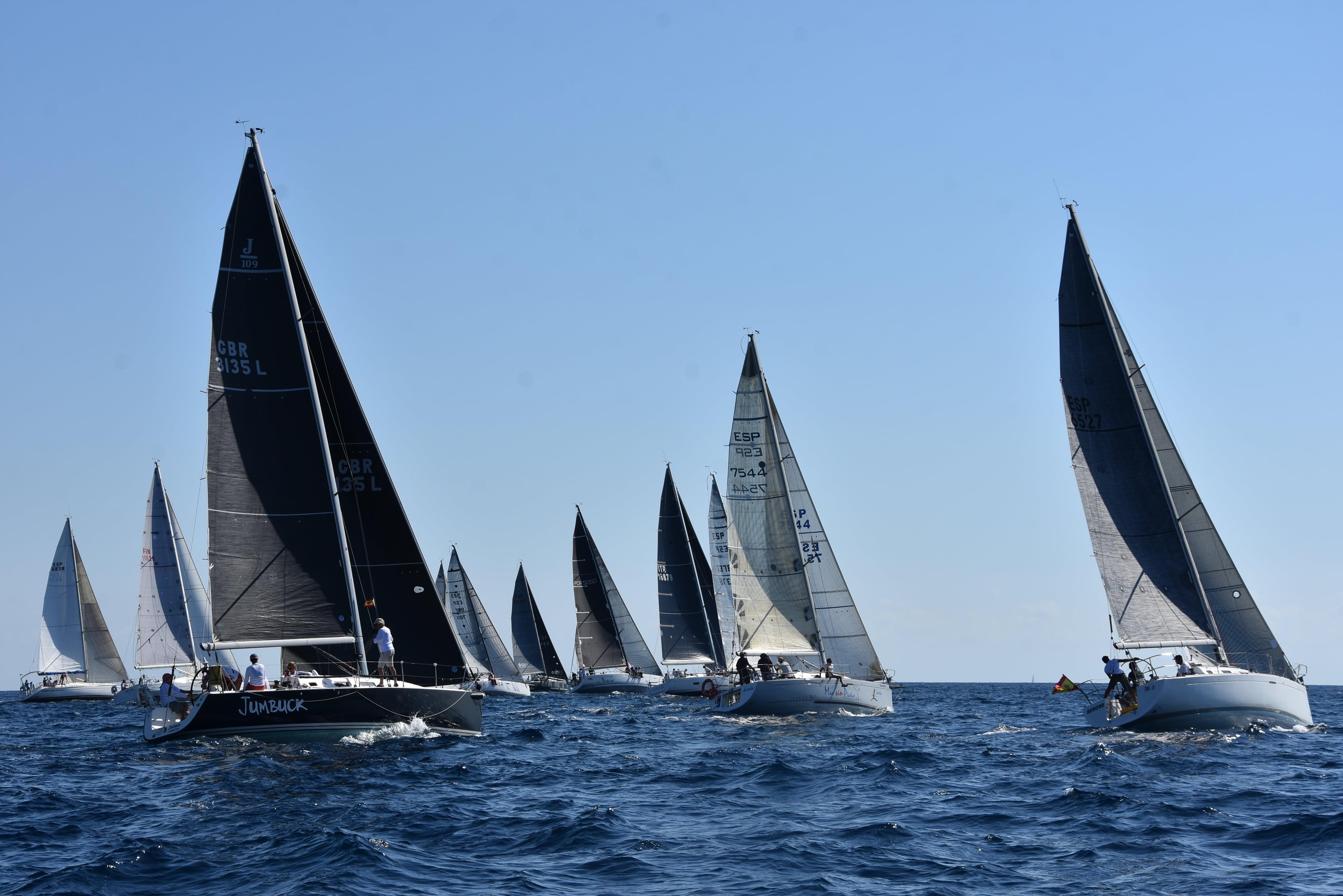 The 'Jeffertje' ships of RCN Calpe and 'Náutic Café del Mar