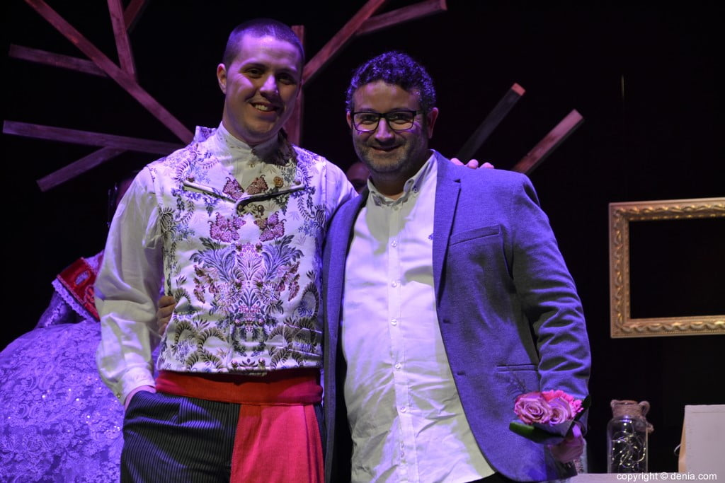Presentation Paris Pedrera 2019 - Fran and Óscar Mengual