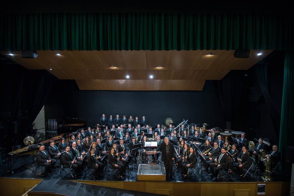 Concierto de la Banda de Dénia Santa Cecilia 2018