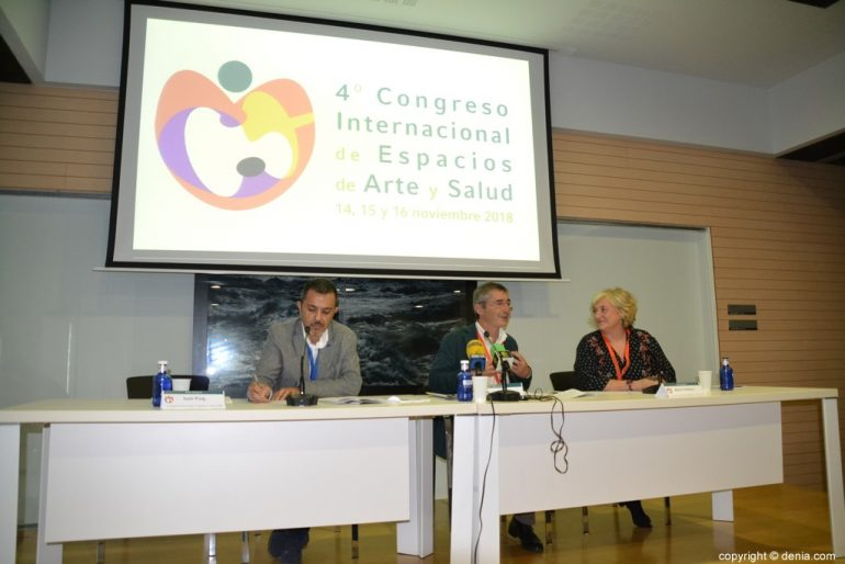 IV International Congress of Art and Health Spaces