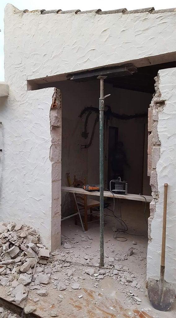 Reforma ventana Alucardona